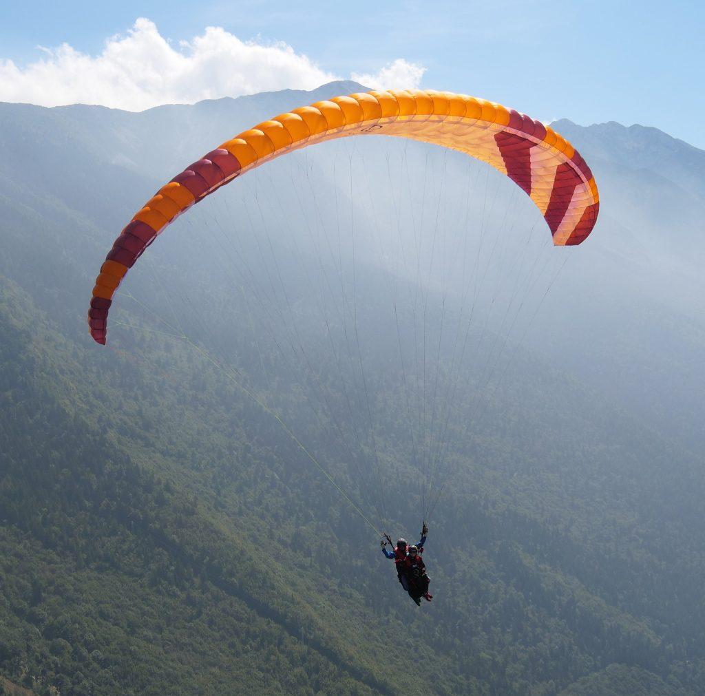 PHI - Air Concerto Paraglider