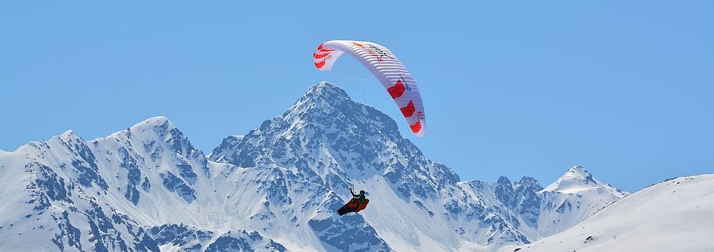 PHI - Air MAESTRO X - alps Paraglider